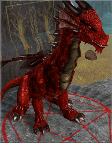Crimson The Dragon
